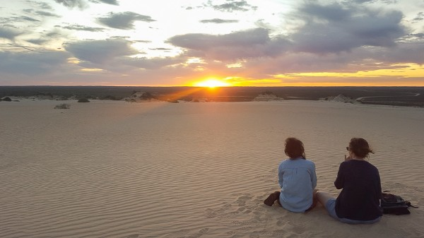 Mungo Sunset